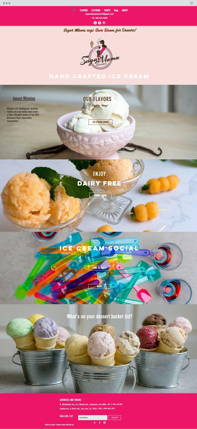Sugar Mama Desserts