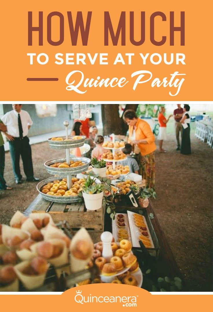 Understand the right amount of portions you must serve so no one's starve and no food goes to waste - See more at: http://www.quinceanera.com/quinceanera-menus/dont-starve-guests/#sthash.5sMf1xhH.dpuf