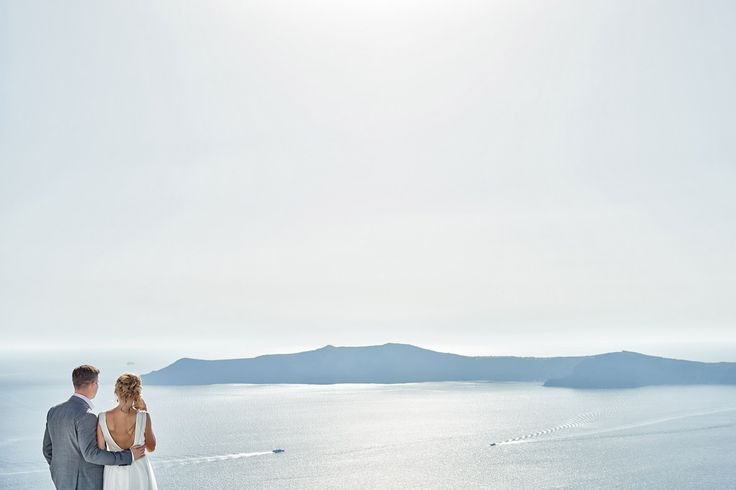 'We have decided to have our wedding in Santorini because it's one of the most beautiful places in the world to us. What we want from a wedding photographer is to fit our style and capture all the unique moments of our wedding day on the island…' See more: http://www.xstudio.gr/wedding-in-santorini/