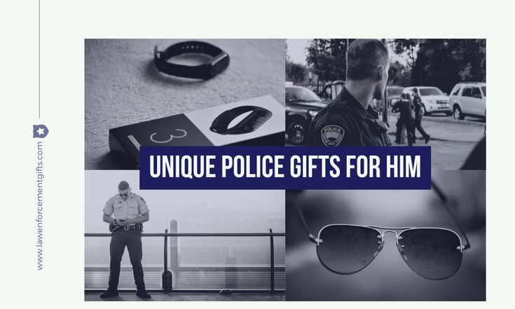 gifts for female cops
