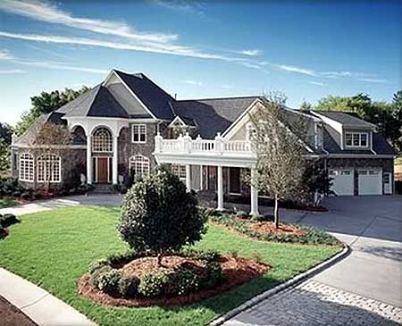 Plan W12073JL: European, Photo Gallery, Traditional, Premium Collection, Luxury House Plans & Home Designs