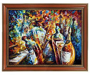 Картина «Годовщина свадьбы» - холст - Д40xШ50