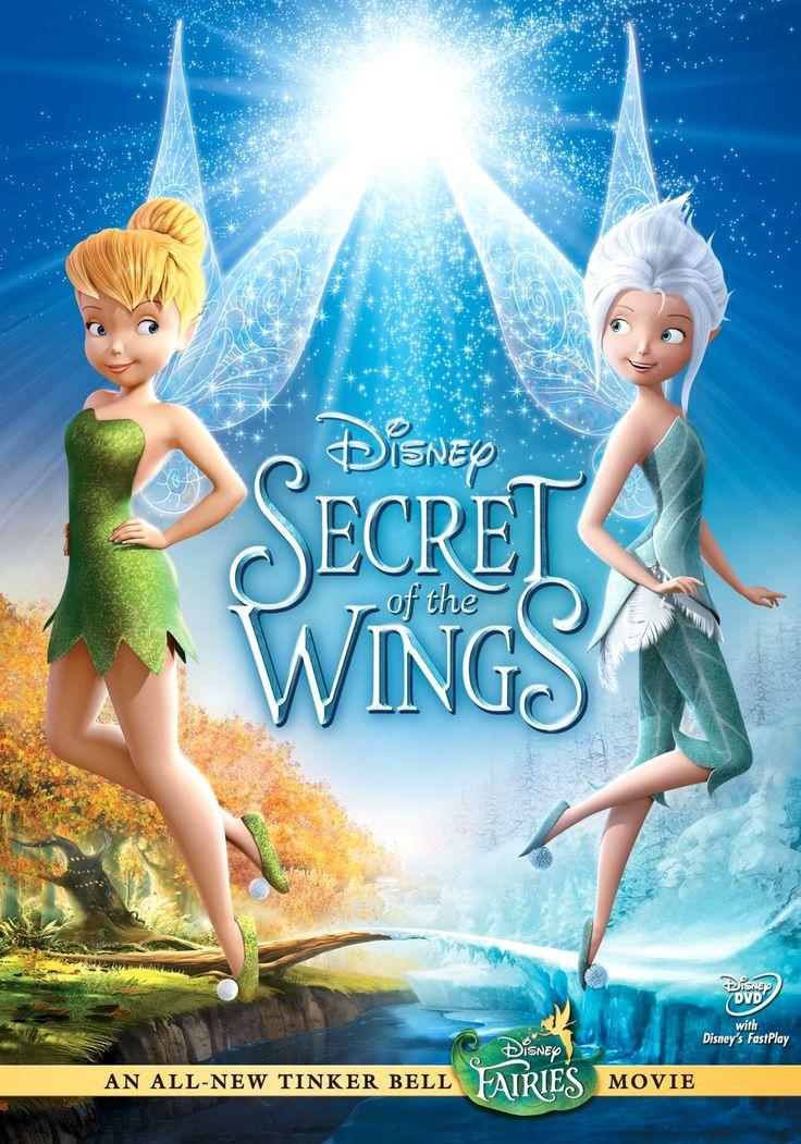 """Tinker Bell: Secret of the Wings"" (2012). Walt Disney Pictures / DisneyToon Studios"