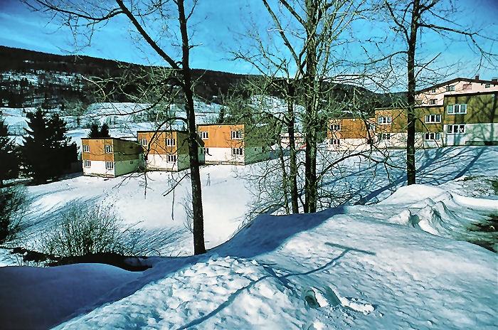 Séjour ski pas cher à la Résidence VVF Village La Valserine