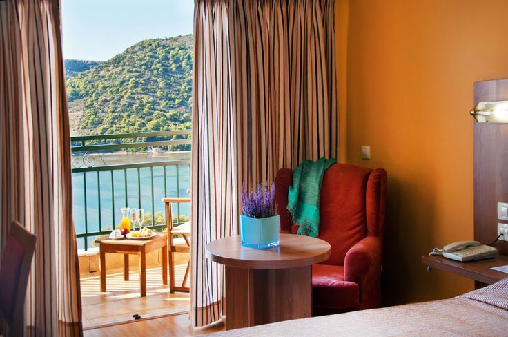 Guest room balcony - sea view