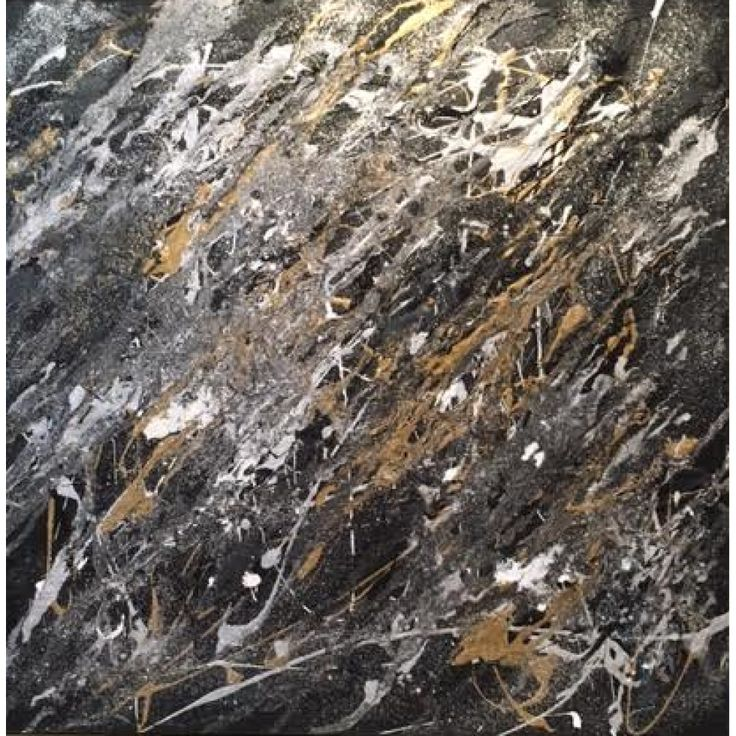 L'artiste peintre québécoise Chaby ne cesse de nous étonner avec ses cadres sur toile de canevas.