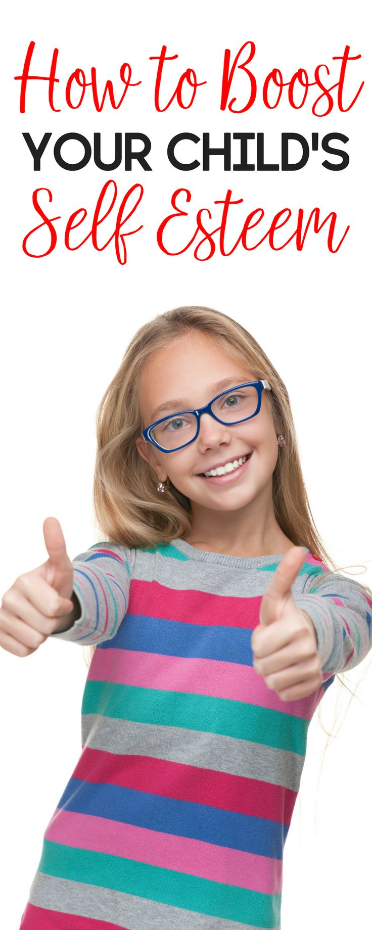 A child with self esteem is a confident child. Here's how to boost your child's self esteem. | parenting | positive parenting | self esteem in children | self esteem in kids | positive parenting techniques | raising confident kids | raising kids with confidence