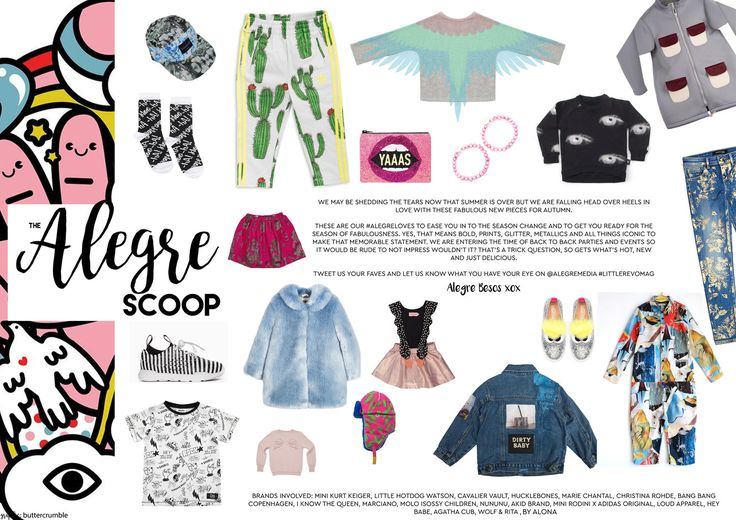 Alegre Media's 'Alegre Scoop' fashion piece in the Oct/Nov issue of The Little Revolution Magazine! Read the issue here http://www.thelittlerevolution.co.uk/issue-17/449t3zn41nhabombnjkxgu4lejz3gf #alegremedia