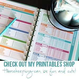 FREE PRINTABLE – Everyday Life. Simplified. This site is AWESOME!