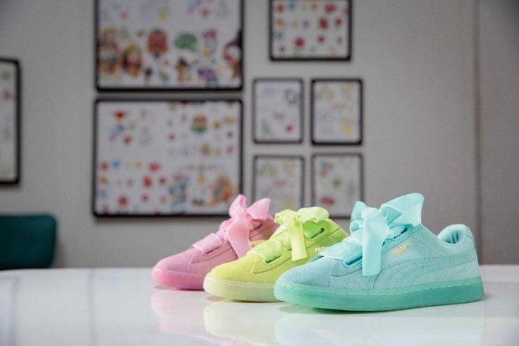 ADIDAS Women's Shoes - Puma x Cara Delevingne Suede Heart Collection - EU Kicks: Sneaker Magazine - ADIDAS Women's Shoes