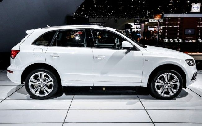 2014 Audi Q5 | One classy looking suv.  Obviously way above our price range but a beautiful car.
