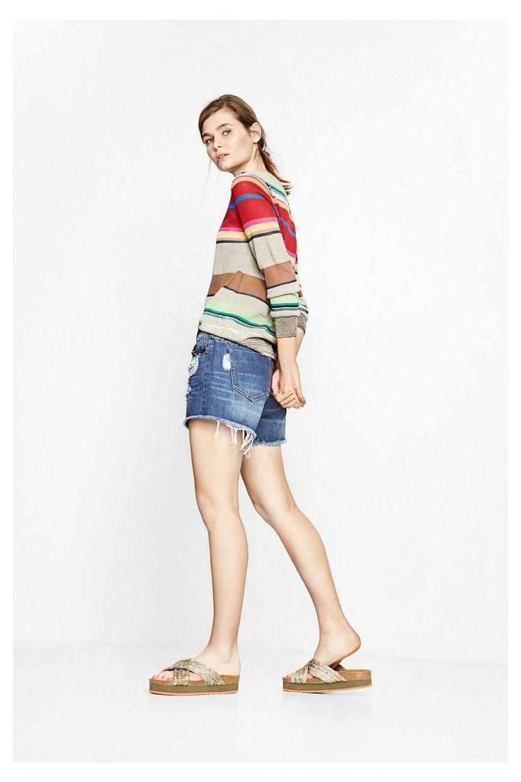 Jersey de tricot suave - Begoña | Desigual.com B