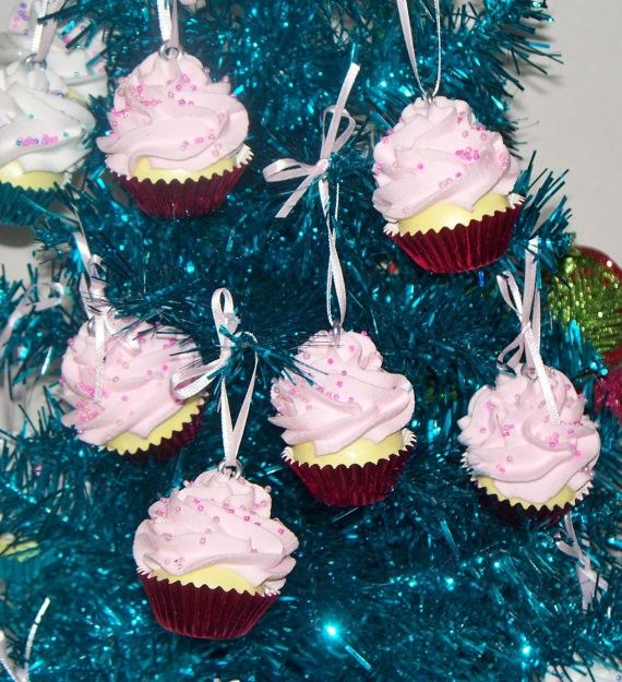 48 best CANDY & CUPCAKE Ornaments images on Pinterest ...