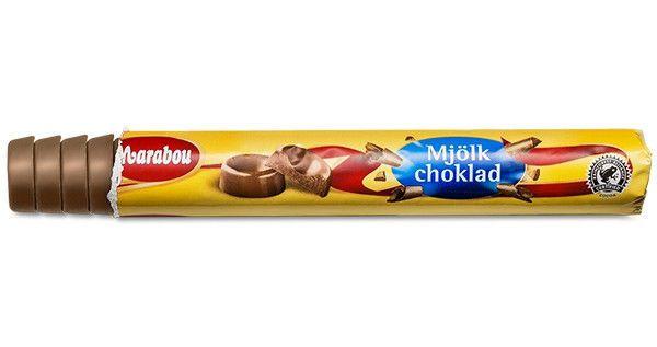 Marabou Milk Chocolate Roll 74 G 2 6 oz Made in Sweden Many Options | eBay