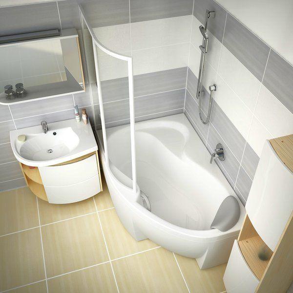 Ravak ROSA - kompleksowa aranżacja Twojej łazienki