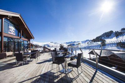 La estaciones de esquí inician la temporada con fuertes inversiones