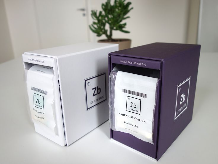 Zentabox - his and hers