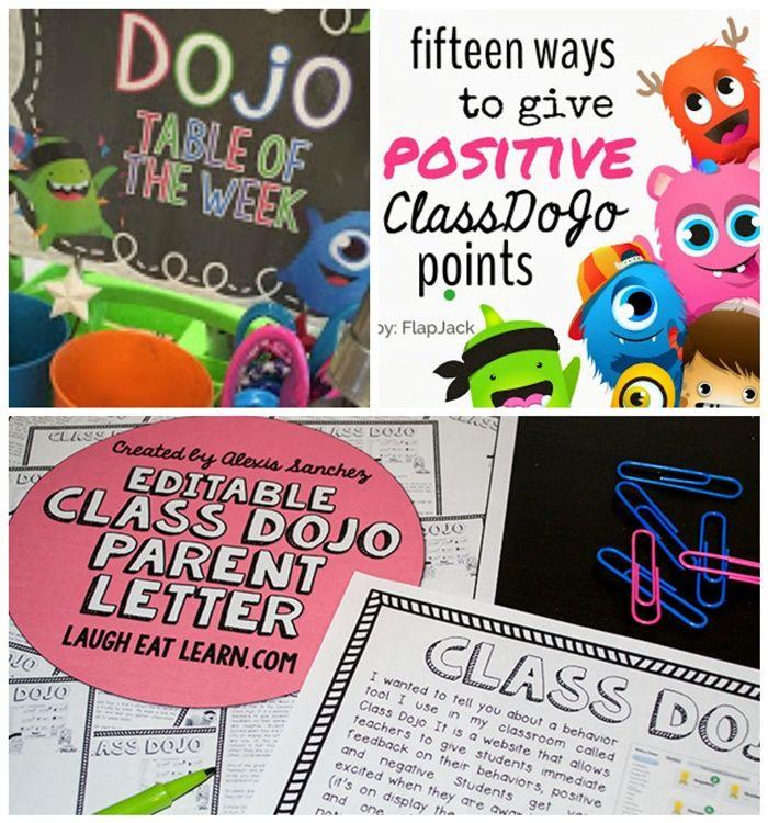 27 Amazing Class Dojo Printables and Ideas Class dojo