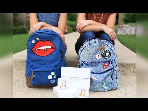 Brooklyn & Bailey's Backpack + Supplies + iPad Mini GIVEAWAY!