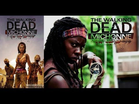 The Walking Dead  Michonne- На Большой Глубине #1