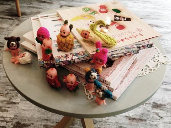 Taller_kewpigurumi #kewpie #amigurumi #crochet