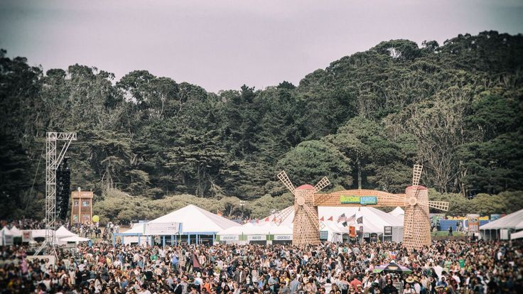 Outside Lands 2016 Introduces a Forest Feast for Intrepid Festivalgoers - Eater SF