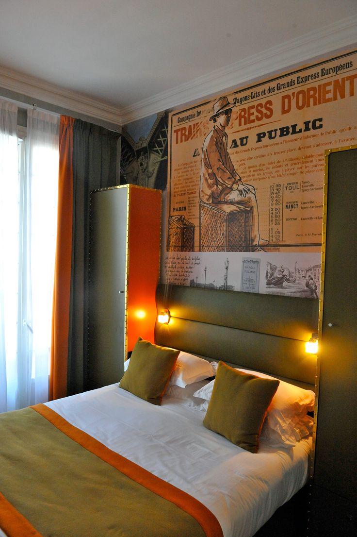 Hôtel Nice Excelsior (Maranatha Hotels) _ Chambre Classique _ Classic Room