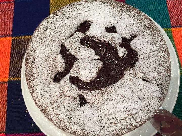 La torta Nua al cioccolato! Una bontà assicurata!!