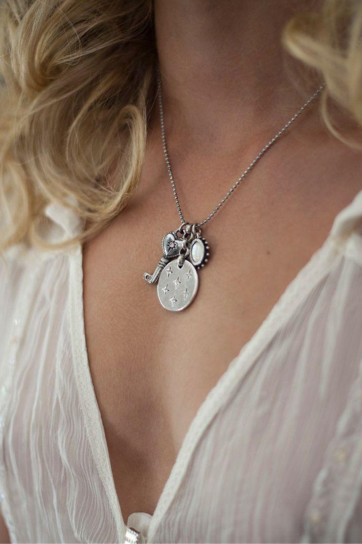 JULIETTE COLLECTION: Cherish Necklace (N1778)  R499 l £40 l €45 l $59 l NZ $69