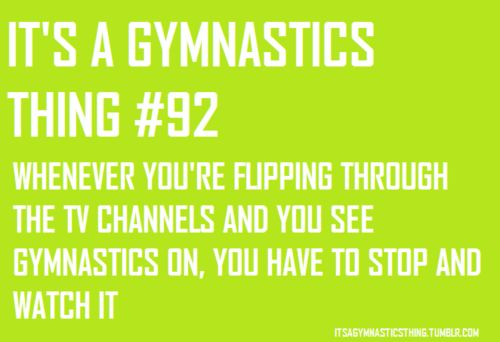 ...even if its a nintendo commercial with gabby douglas...
