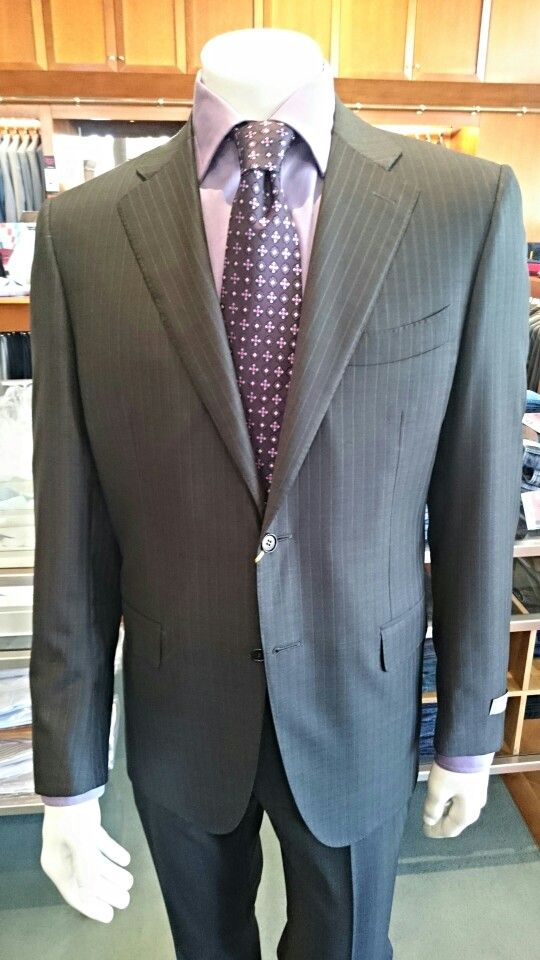Canali suit Made in Italy, new collection in store!
