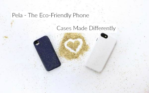 Are you on the hunt for eco friendly phone cases? Having a bit of trouble? I did too... until I came across Pela Cases.