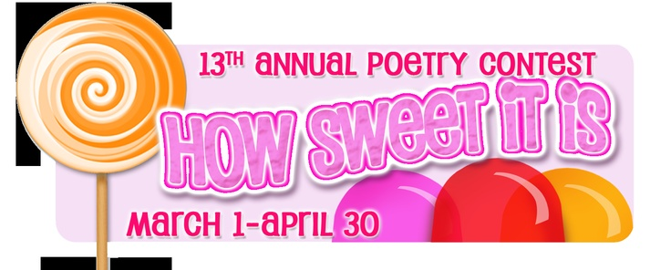 13th Annual Poetry Contest. Grades 2-Adults. Write an origianl poem and submit it to the library now - 4/30/12.