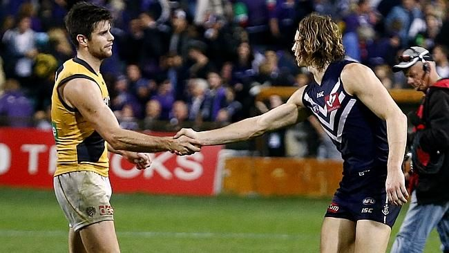 Player of the Year: Nat Fyfe maintains lead as Hawk Sam Mitchell moves to third Sam Mitchell #SamMitchell