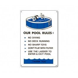 27 best images about pool signs on pinterest first aid - Residential swimming pool regulations ...