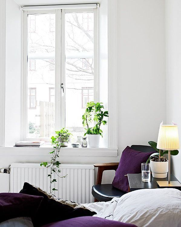 What is a #bedroom without a #tablelamp! The beautiful combination of colours and this lovely #moderntablelamp is a #contemporarydesigners paradise! Shared via @bungalowm  #bedroomdecor #purple #decor #tablelamp #roominspiration #modernhomes #design #homedecor #decorideas #lighting #conetmporarylamps #lamps #designers #rooms #homefurniture #bedroomlighting #interiorstyling #interiordesigning