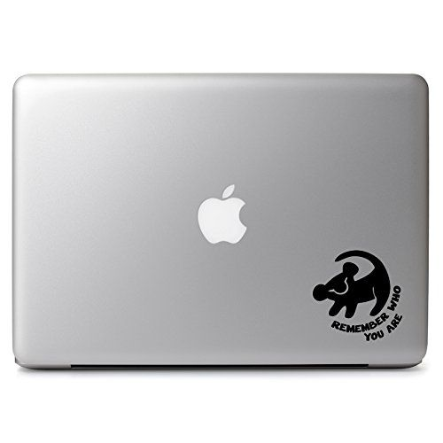 The Lion King - Remember Who You Are - Macbook Air 11 12 13 Inch / Macbook Pro 12 13 15 17 Inch Laptop Vinyl Decal Sticker Polkaduck http://www.amazon.com/dp/B00T5N639U/ref=cm_sw_r_pi_dp_ggWKvb12RGACN