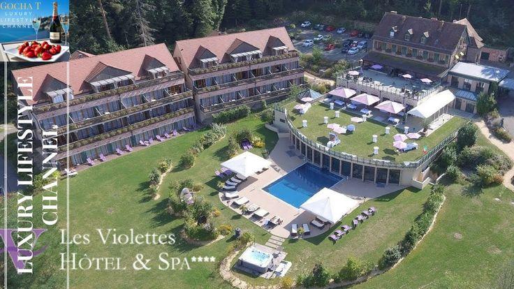 Les Violettes Hotel & Spa Hotel reviews - Jungholtz, Alsace, France | LU...
