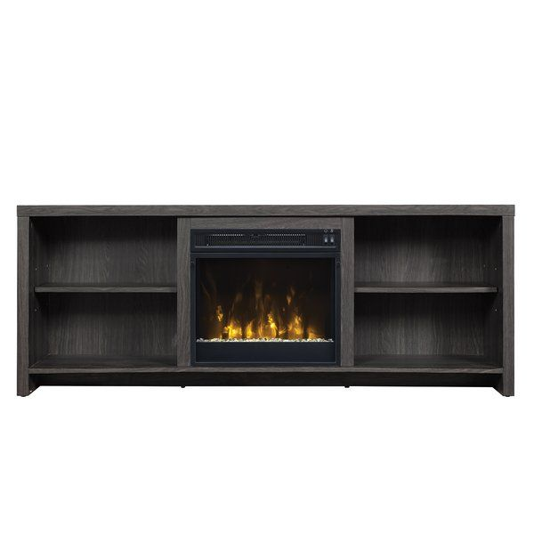 Pelton 60 Quot Tv Stand With Fireplace First Floor