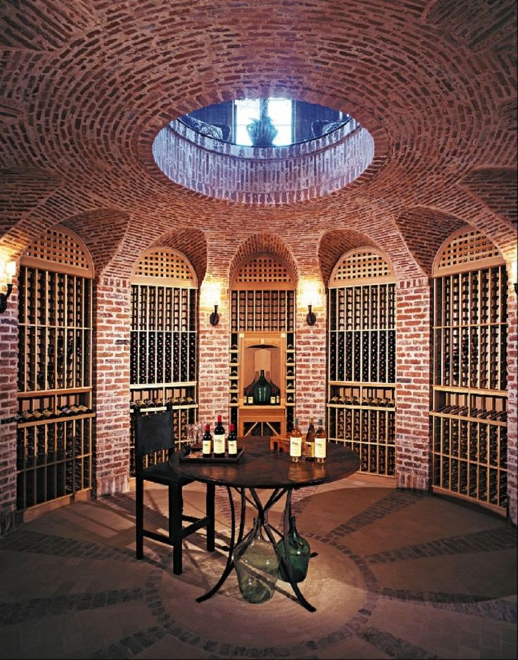 Best 25 home wine cellars ideas on pinterest wine wall for Home wine cellar design ideas