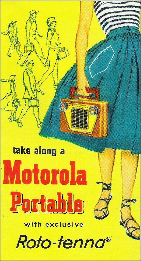 Motorola, ca.1958