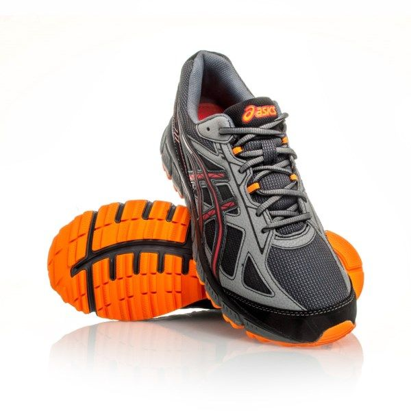 Asics Gel Scram 2 - Mens Trail Running Shoes