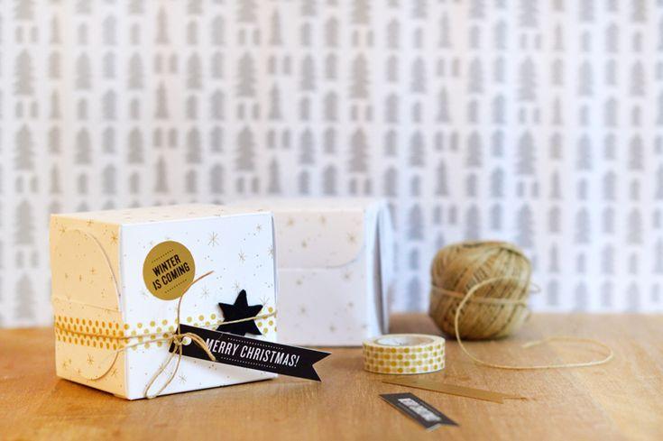 Idées cadeaux green & cool pour chouchouter ses proches le soir de Noël ! (petite boîte et accessoires by Self Packaging) www.sweetandsour.fr // - Sweet & Sour | Healthy & Happy Living