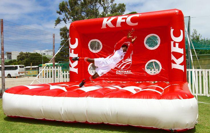 KFC Land Mini-Cricket Clinics