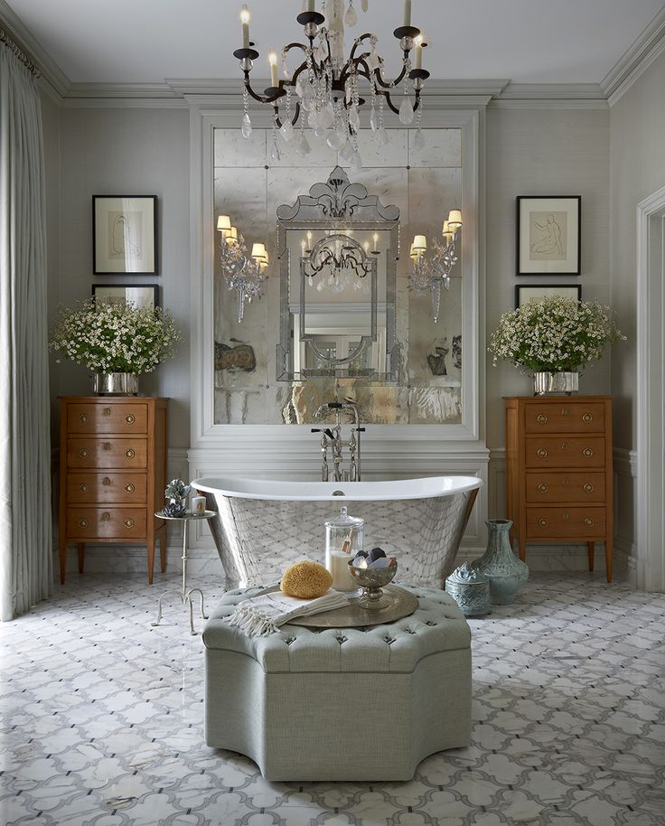 5 Gorgeous Scandinavian Bathroom Ideas: 757 Best Images About Baths And Powder Rooms On Pinterest