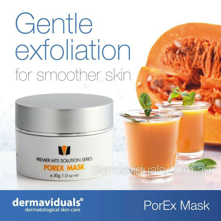 A great enzyme mask!