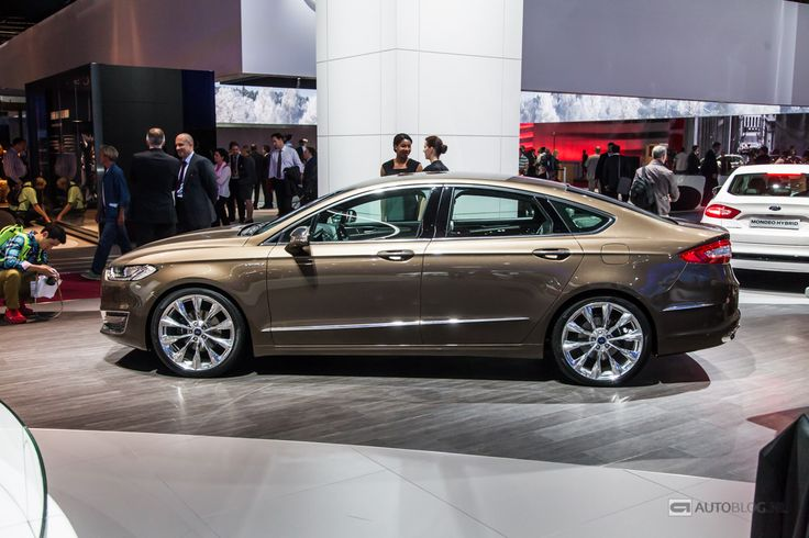 Ford Mondeo 2015 1300