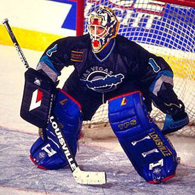 Las Vegas Thunder | Curtis Joseph Las Vegas Thunder 1995-1996 | jääkiekko Maalivahti