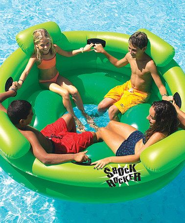 Another great find on #zulily! Shock Rocker Float #zulilyfinds