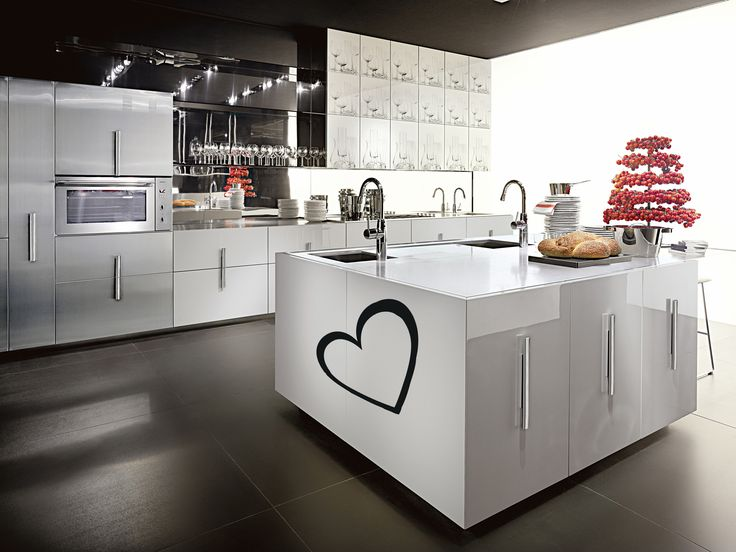 Kitchens have always been known as the heart of the home, and it's easy to see why. with a #Eurocasa #Kitchen. #Warmth, #Color, #Style and #Heart.
